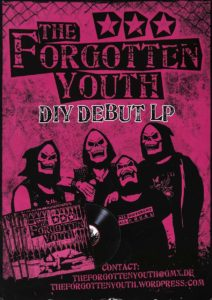 Flyer - Forgotten Youth - LP