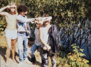 Feucht - Josch - Wolf - Nina - Hoddling - 1986