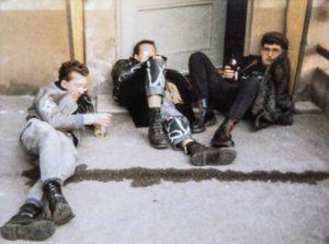 JuZ Feucht - Fotes - Ralf - Hüni - 1982