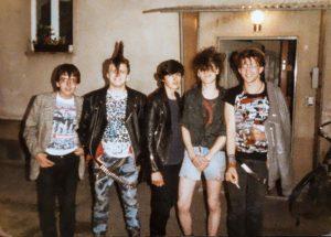 JuZ Feucht - Hüni - Hoddling - Bernd K - Tiger - Fotes - 1983