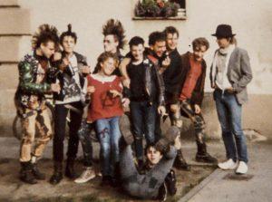 JuZ Feucht - Hoddling - Bernd K - Ute - Tiger - Tiffy - Mani - 1982