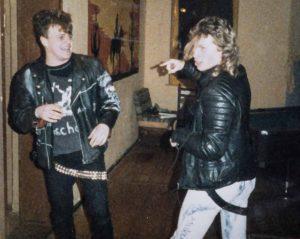 JuZ Feucht - Hoddling - Josh - 1983