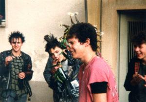JuZ Feucht - Mani - Bernd K - Wolf - 1983