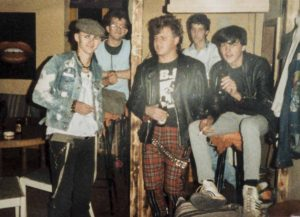 JuZ Feucht - Mani - Fotes - Hoddling - Arthur - Bernd K - 1984