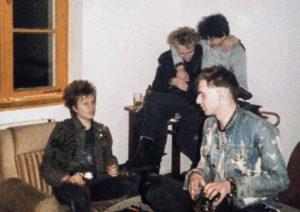 JuZ Feucht - Spinne - Peter - Assel - Mani - 1984