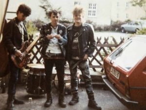 JuZ Feucht - Wolf - Mani - Hoddling - 1982