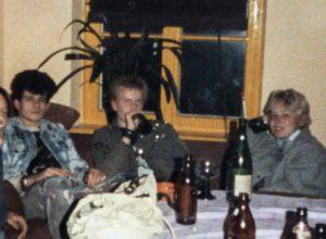 JuZ Feucht - Wolf - Spinne - Karin - 1984