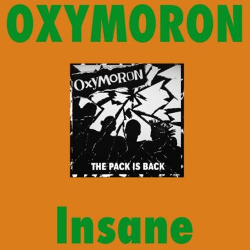 Oxymoron - Insane - Promo EP
