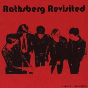Pseudo Elektronixx ‎– Rathsberg Revisited - Album - 2003