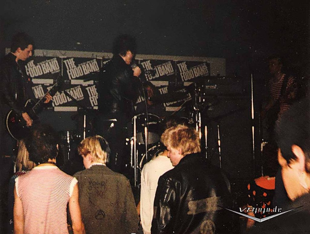 Rabid - Mike Dupre - Harry Horror - Laci - Frank Schimmel - Live - 1980