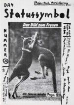 Statussymbol - Ausgabe 01 - Seite 01 - Fanzine