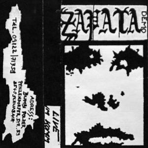 Zapata - Live im Komm - Album