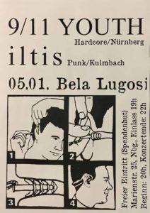 Flyer - 9-11 Youth - Bela Lugosi - 2015