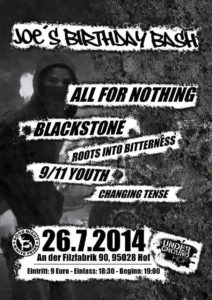 Flyer - 9-11 Youth - Hof - 2014