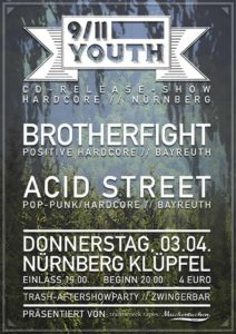 Flyer - 9-11 Youth - Klüpfel - 2016