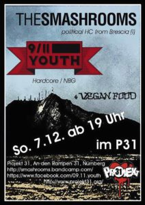 Flyer - 9-11 Youth - Projekt 31 - 2014