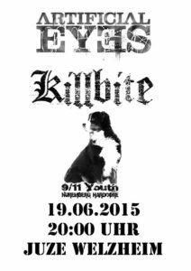 Flyer - 9-11 Youth - Welzheim - 2015