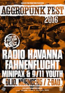 Flyer - 9-11 Youth - Z-Bau - 2016