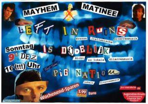 Flyer - Is Dodelijk - Mannheim