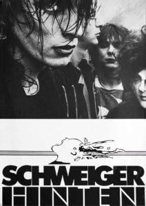 Flyer - Schweiger Hinten - 1984