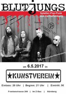 Flyer - Vermintide - Kunstverein - 2017