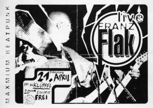 Franz Flak - Klüpfel - 1990