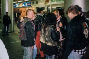 Nürnberg - Bahnhof 01 - 1993