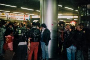 Nürnberg - Bahnhof 02 - 1993