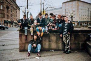 Nürnberg - Bahnhof 04 - 1993