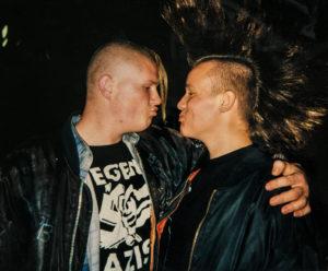 Nürnberg - Einhorn - Punkbernd 02 - 1994