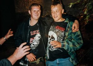 Nürnberg - Einhorn - Punkbernd - 1994