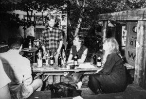 Nürnberg - Kunstverein - Joe - Rolf - Jeanette - 1990