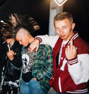 Nürnberg - Punkbernd - Sharpi - 1993