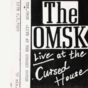 Omsk ‎- Live At The Cursed House