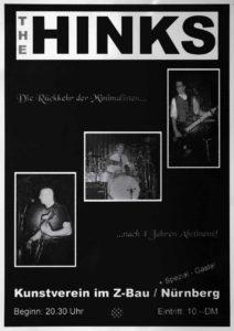 Poster - Hinks - Die Rückkehr