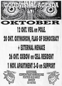 Poster - Oxymoron - Arnheim - 1998