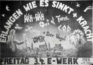 Poster - Omsk - König und der Vogel - C.O.D.