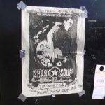 Shark Soup - Elm Street Bar - Poster
