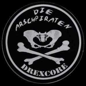 Sticker - Arschpiraten - 2016