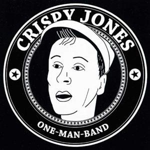 Sticker - Crispy Jones - 2017