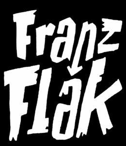 Sticker - Franz Flak