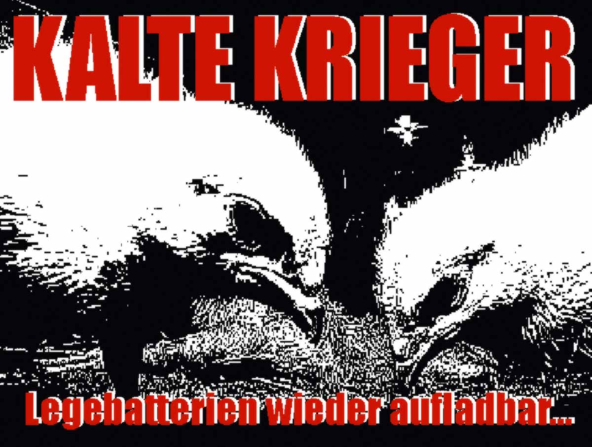 Sticker - Kalte Krieger - 2003