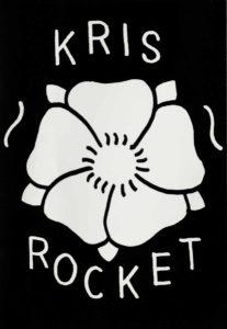 Sticker - Kris Rocket - 2016