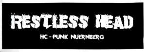 Sticker - Restless Head - 2017