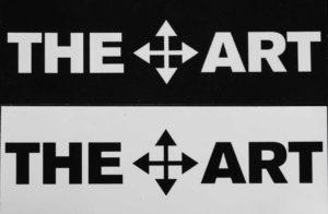 Sticker - The Art - 2017