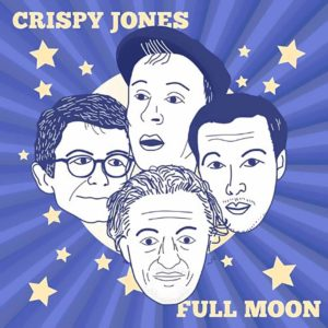 Crispy Jones - Full Moon - EP