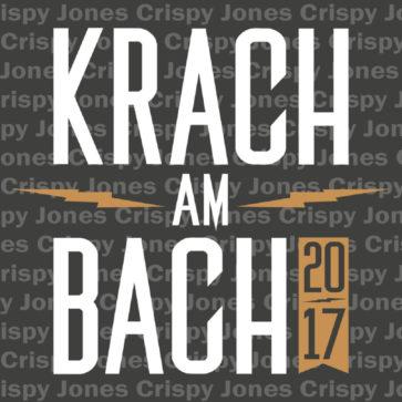 Crispy Jones - Krach am Bach - EP