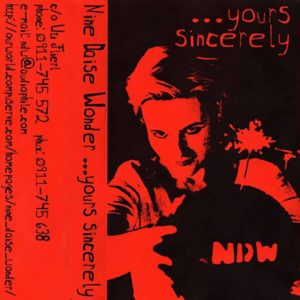 Nine Daise Wonder - Yours Sincerely - Album