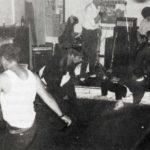 Omsk - Live - Kunstverein - 1987