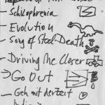 Something To Burn - Setliste - 1992